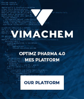 Optimz Pharma 4.0 MES platform