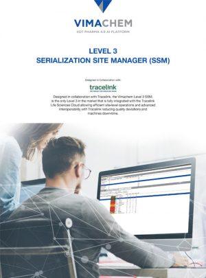 Vimachem Level 3 Serialization Site Manager - TraceLink