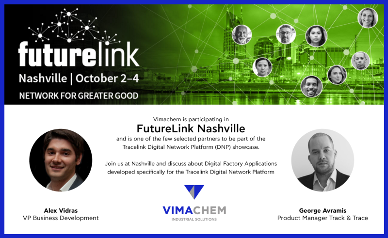 Vimachem Industrial Solutions in FutureLink Nashville