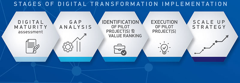 Production and Supply Chain Digitalization