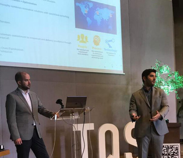 Technical seminar in Barcelona