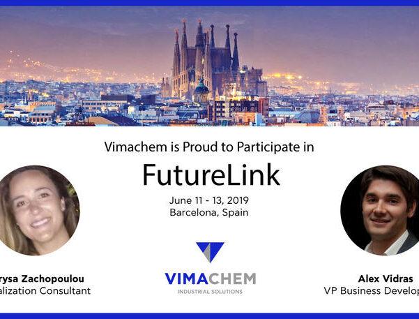 Vimachem Industrial Solutions at TraceLink Futurelink